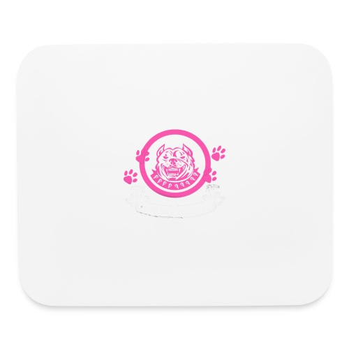 pitbullmom - Mouse pad Horizontal