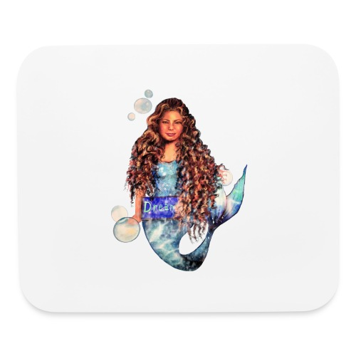 Mermaid dream - Mouse pad Horizontal