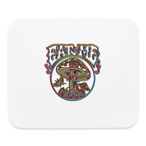 Eat Me Blur - Mouse pad Horizontal