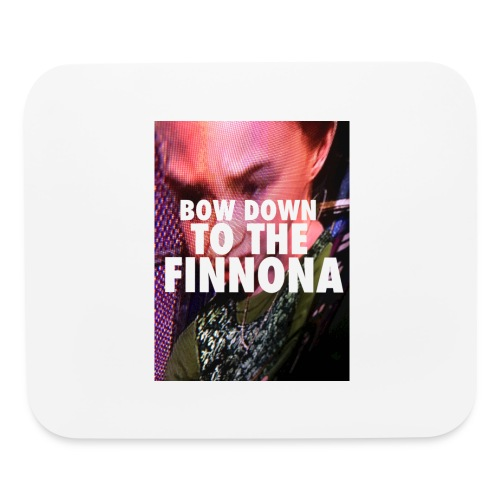 Bow Down To The Finnona - Mouse pad Horizontal
