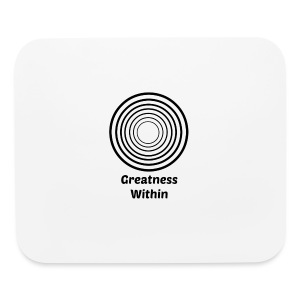 Greatness Within - Mouse pad Horizontal