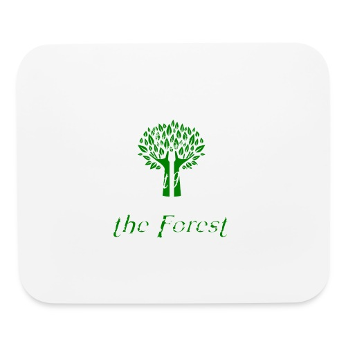 genealogy family tree forest funny birthday gift - Mouse pad Horizontal
