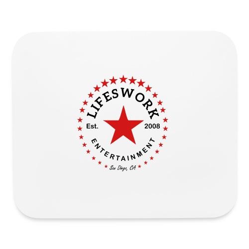 Lifeswork Entertainment - Mouse pad Horizontal