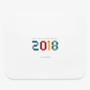 2018 accessories - Mouse pad Horizontal