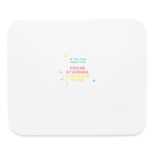 Fight Corona - Mouse pad Horizontal