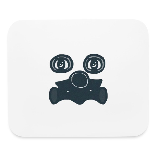 Toxic - Mouse pad Horizontal