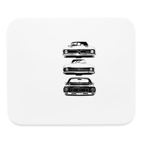 monaro over - Mouse pad Horizontal