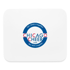 ChicagoCheer.Com - Mouse pad Horizontal