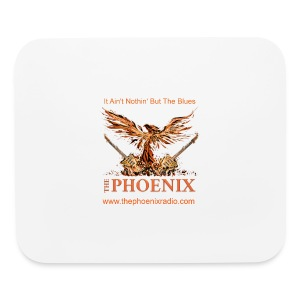 The Phoenix Radio - Mouse pad Horizontal