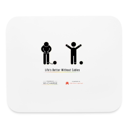 Life's better without cables: Prisoners - SELF - Mouse pad Horizontal