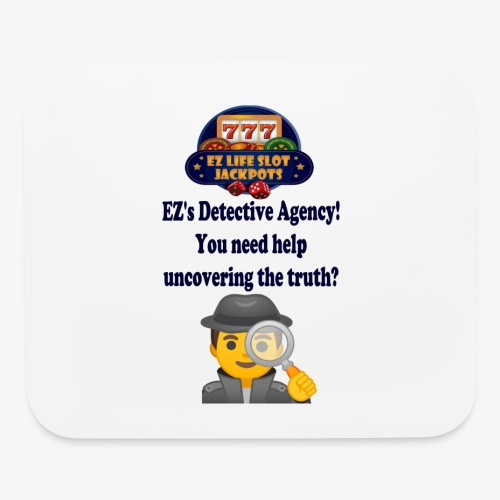EZ Detective - Mouse pad Horizontal
