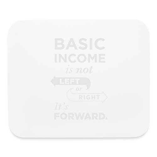 Basic Income Arrows V.2 - Mouse pad Horizontal