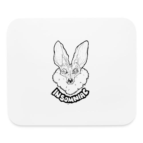 INSOMNIAC - Mouse pad Horizontal