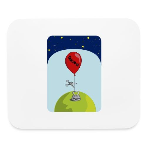 dreams balloon and society 2018 - Mouse pad Horizontal