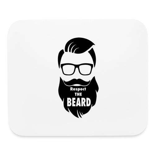 Respect the beard 08 - Mouse pad Horizontal