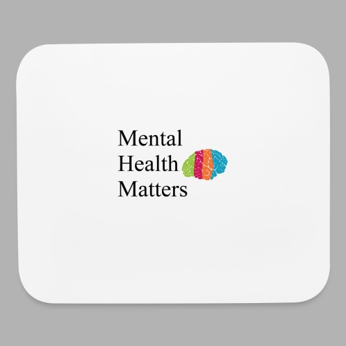 Mental Health Matters - Mouse pad Horizontal