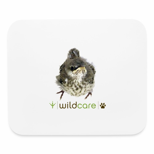 Songbird in Care at WildCare - Mouse pad Horizontal