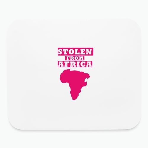 SFA LOGO FUSCHIA - Mouse pad Horizontal