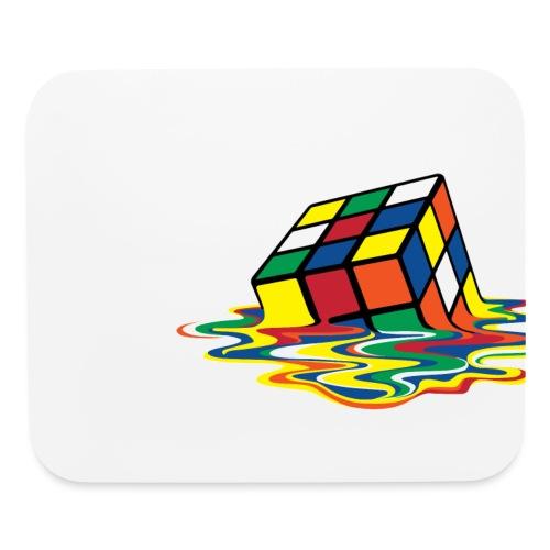 meltingcube - Mouse pad Horizontal