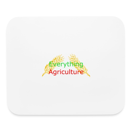Everything Agriculture LOGO - Mouse pad Horizontal