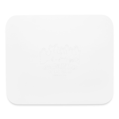 White logo SVLV - Mouse pad Horizontal
