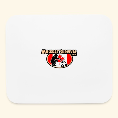 Muskrat Badge 2020 - Mouse pad Horizontal
