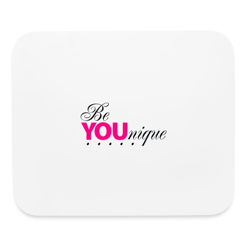 Be Unique Be You Just Be You - Mouse pad Horizontal