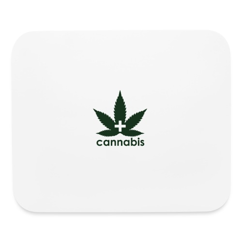 Medical Cannabis Supporter - Mouse pad Horizontal