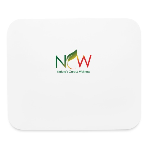 Ncw Big Logo - Mouse pad Horizontal