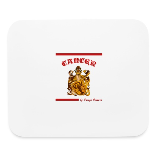 CANCER RED - Mouse pad Horizontal