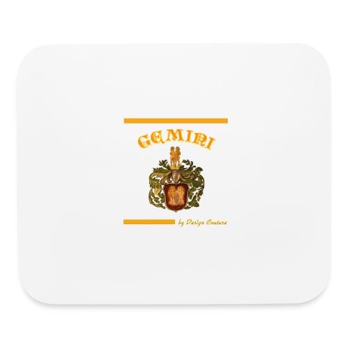 GEMINI ORANGE - Mouse pad Horizontal