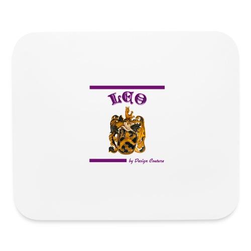 LEO PURPLE - Mouse pad Horizontal