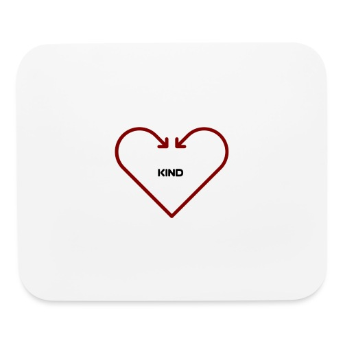 Love is Kind - Mouse pad Horizontal