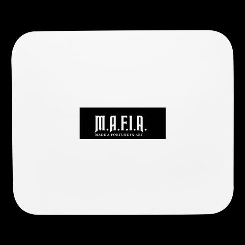 Classic Mafia Logo Black - Mouse pad Horizontal