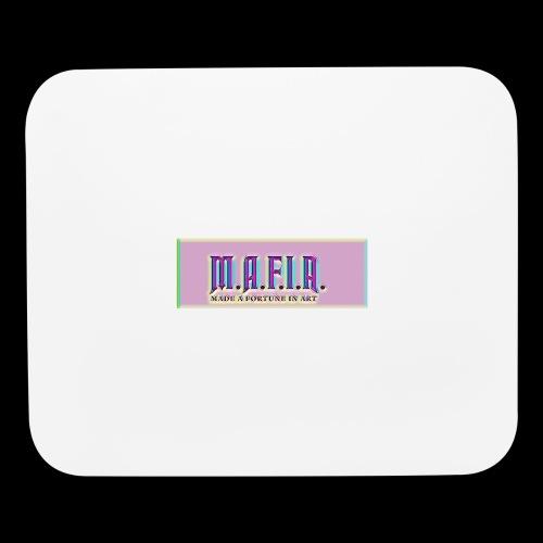 Trippy Mafia Logo - Mouse pad Horizontal