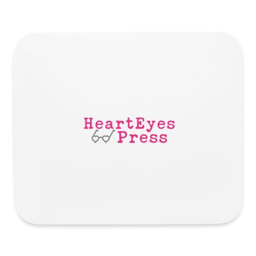 Heart Eyes Press - Mouse pad Horizontal