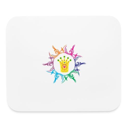 prience logo - Mouse pad Horizontal