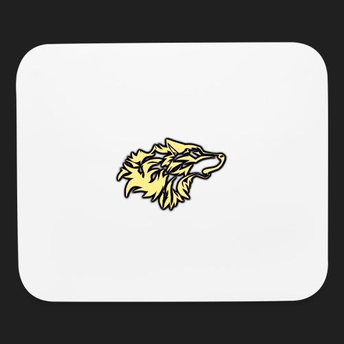 wolfepacklogobeige png - Mouse pad Horizontal
