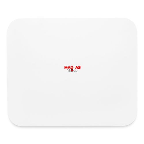 Mad As Vlogs - Mouse pad Horizontal