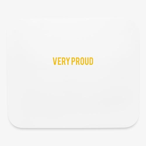 Melanin Pride - Mouse pad Horizontal