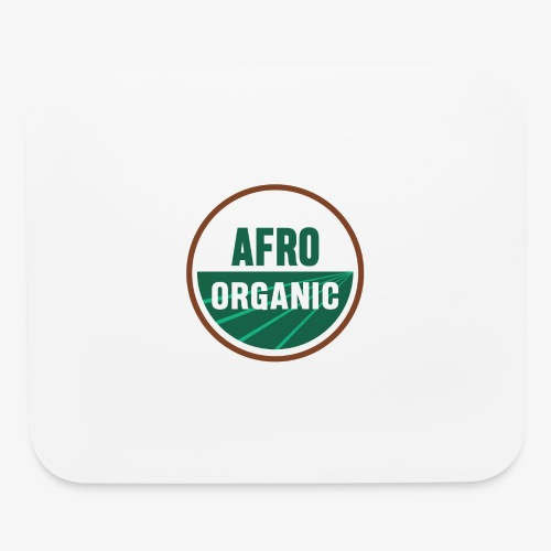 Afro Organic - Mouse pad Horizontal
