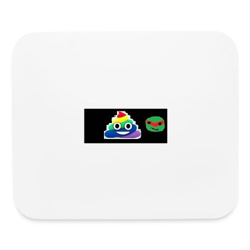 ninja poop - Mouse pad Horizontal