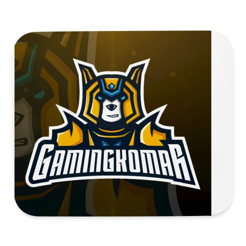 gamingkomar - Mouse pad Horizontal