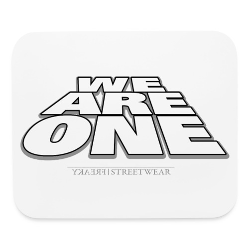 We are One 2 - Mouse pad Horizontal