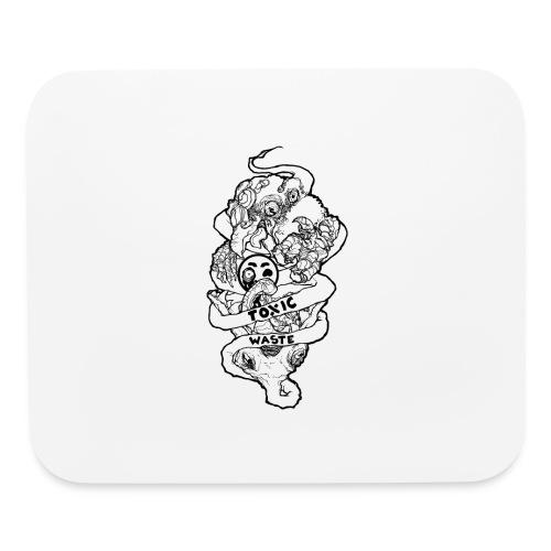 TOXIC WASTE - Mouse pad Horizontal