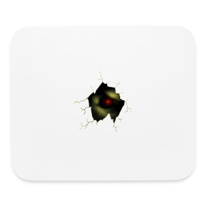 Broken Egg Dragon Eye - Mouse pad Horizontal