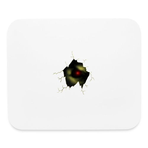 Broken Egg Dragon Eye - Mouse pad Horizontal