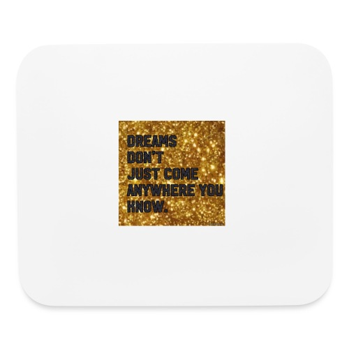 dreamy designs - Mouse pad Horizontal