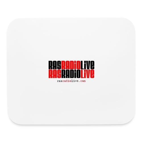 rasradiolive png - Mouse pad Horizontal