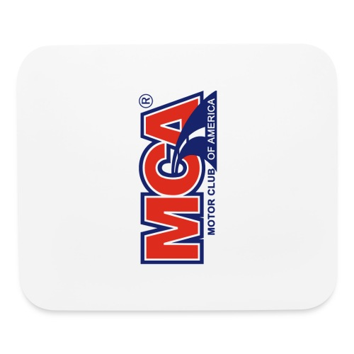MCA Logo Iphone png - Mouse pad Horizontal